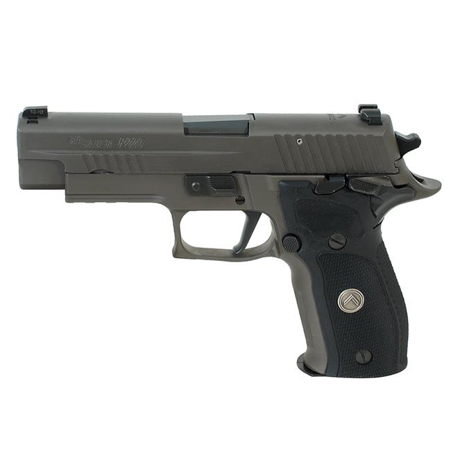 Sig Sauer E26R 9mm SAO Legion Pistol