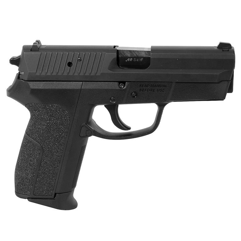Sig Sauer SP2340 .40 S&W Pistol SF0012