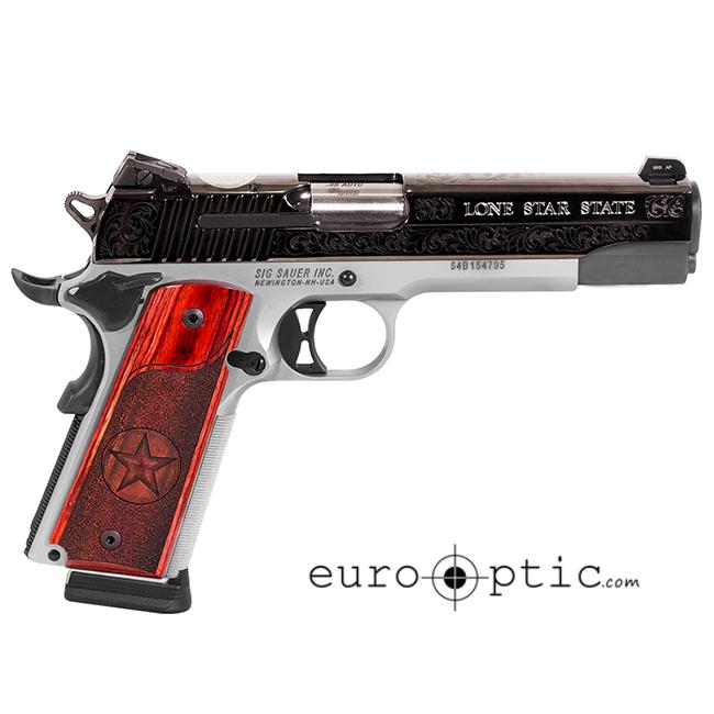 Sig Sauer 1911 Texas Full Size .45 ACP Pistol