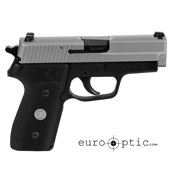 Sig Sauer P225-A1 Two-Tone Compact 9mm Pistol