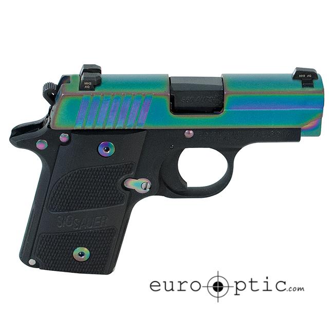 Sig Sauer P238 Edge Micro Compact .380 ACP Pistol