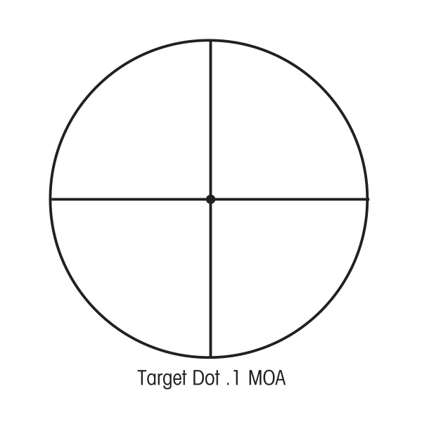 Sightron SIII LR 10-50X60 Dot Target Scope 25138