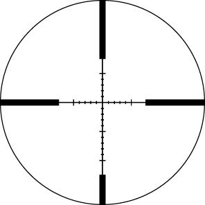 Sightron SI Hunter 3-9x40 MOA-20 Riflescope 31020