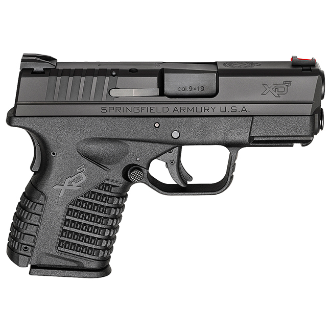 Springfield Armory XD-S 9MM 3.3