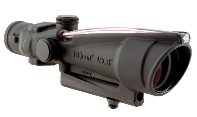 Trijicon ACOG 3.5x35 .223 Red Donut TA11