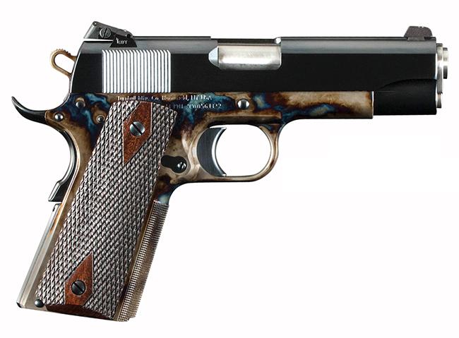 Turnbull 1911 Commander Heritage .45 ACP Pistol TB-P2-C-CC