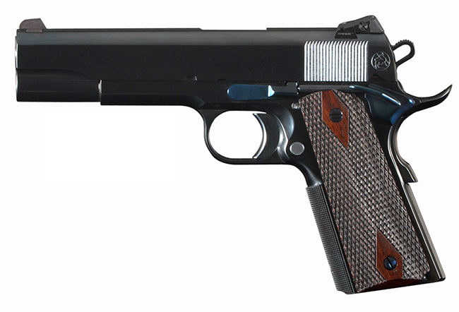 Turnbull 1911 Goverment Blue .45 ACP Pistol TB-P2-G-B