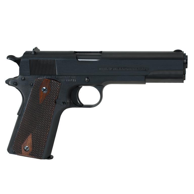 Turnbull 1911 WW1 Marine Goverment .45 ACP Pistol TB-P1-G-M