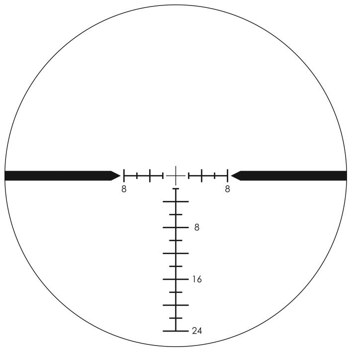 Vortex Razor HD LH 2-10x40 HSR-4 Riflescope 1558