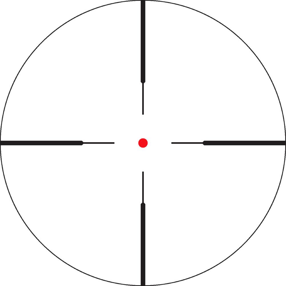 Vortex Crossfire II 1-4x24 V-Brite Riflescope CF2-31037