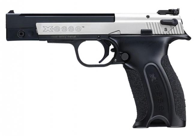 Walther X-ESSE Short .22LR Pistol 2742744