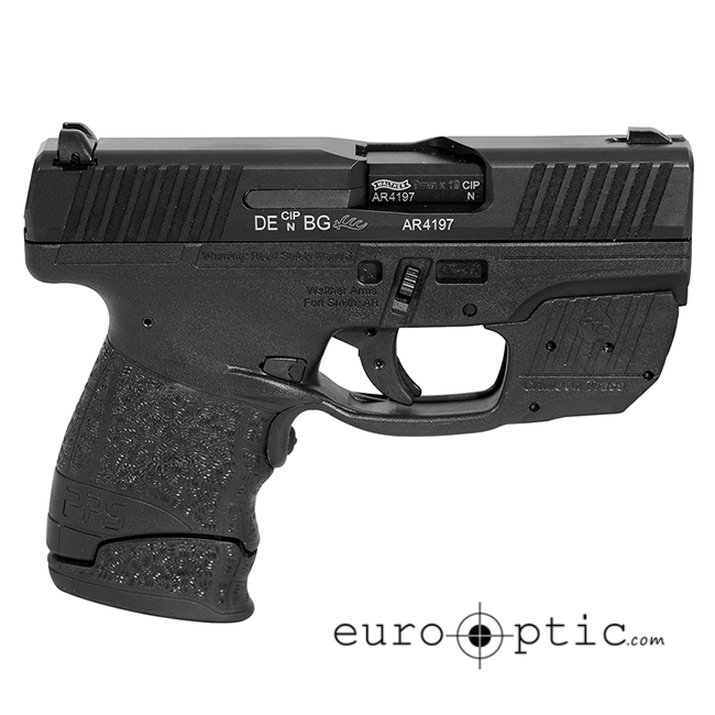 Walther PPS M2 9X19 WA with Crimson Trace Laser Pistol