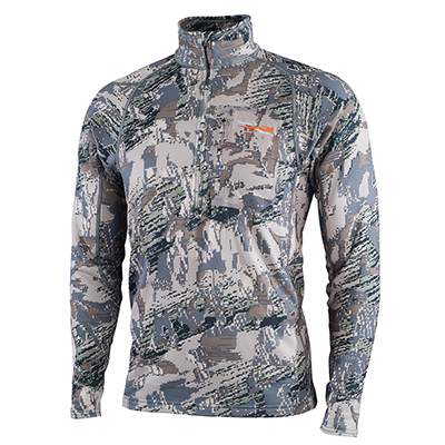 Sitka Core Midweight Open Country Zip-T 10036 Sitka-10036-OB-PARENT