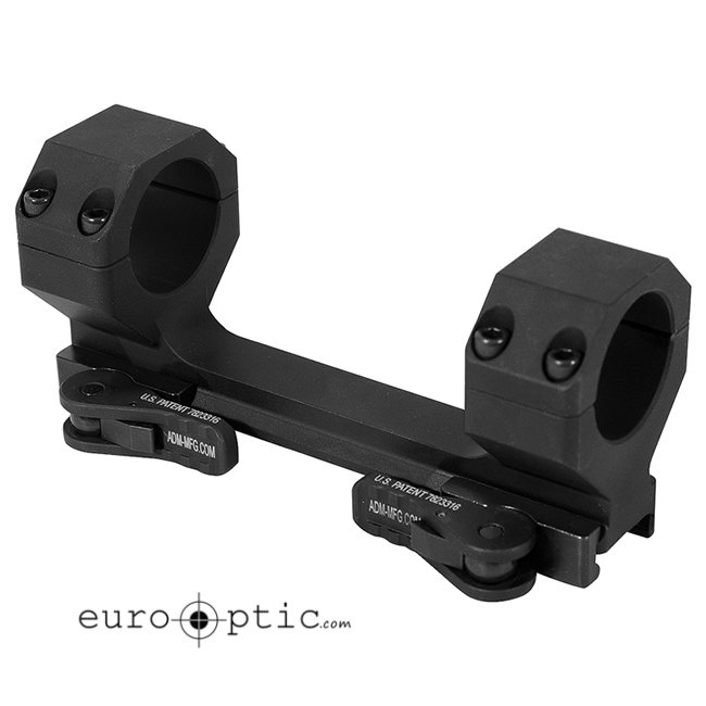 ADM AD-Delta 30mm STD Lever Scope Mount