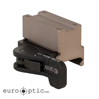 ADM Trijicon MRO 1/3 Co-Witness Tac Lever Mount