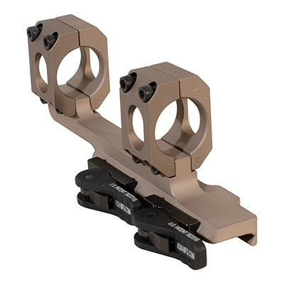 "ADM AD-Recon 20 MOA 1"" STD Cantilver FDE Scope Mount"