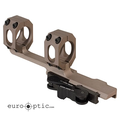 ADM AD-RECON X 30mm Tac Lever FDE Cantilever Scope Mount
