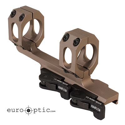 ADM AD-RECON 30mm Tac Lever FDE Cantilever Scope Mount
