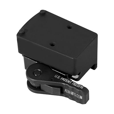 ADM Trijicon RMR Quick Detach STD Lever Mini Mount