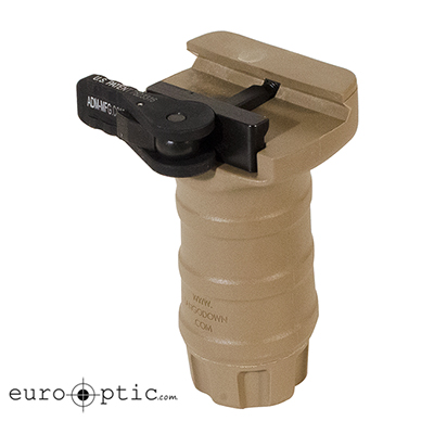 Tango Down Short Quick Detach FDE Vertical Grip