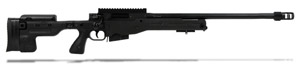 Accuracy International AT Rifle - Folding Black Stock - 308 Win 24 inch threaded bbl std brake - small firing pin
