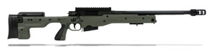 Accuracy International AT Rifle - Fixed Green Stock - 308 Win 20 inch threaded bbl std brake - small firing pin