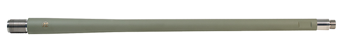 "Accuracy International 6.5 Creedmoor M18x1.5 24"" Sage Green AT/AX Barrel AI-1124011GR"