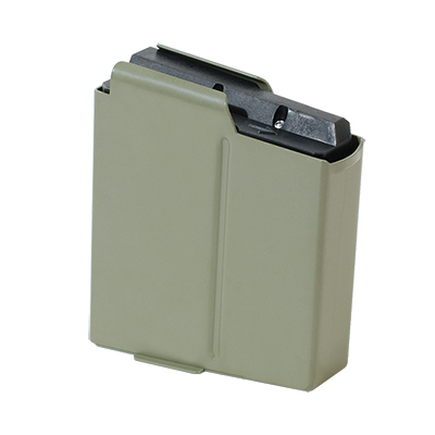 Accuracy International AX 7.62/.308 10 Shot Sage Green Magazine 6677