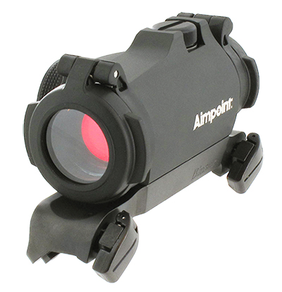 Aimpoint Micro H-2 (2 MOA with Blaser mount) MPN 200187 200187
