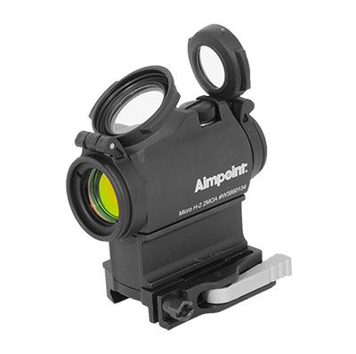 Aimpoint Micro H-2 (AR15 ready - 2 MOA, LRP mount/39mm spacer) MPN 200211 200211