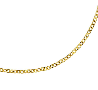 "Alex Sepkus 1.9mm 18"" Cable Link Chain"