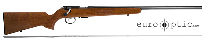 "Anschutz 1517 HB Walnut Classic 23"" with 5098 Trigger - 013295"