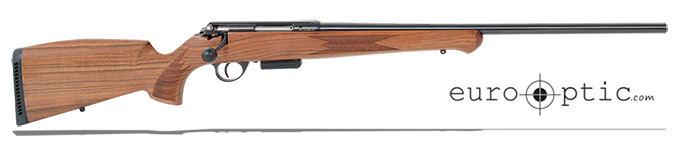 "Anschutz 1771 D Walnut German Stock, .204 Ruger, 22"" - 013526"
