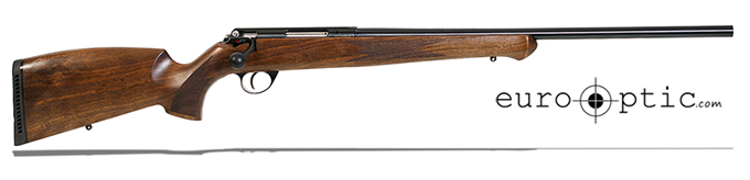 "Anschutz 1771 D Walnut German Stock, .22 Hornet, 22"" - 013907"