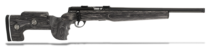 "GRS HB .22LR 18"" Sporter/Varmint GRS Stock 5020 Trigger w/ Guide Rod 1/2 x 28 Threaded A1727.22HBGVTX"
