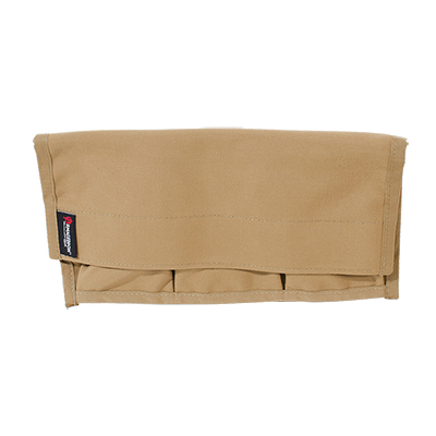 Armageddon AICS Magazine Pocket (3 cell) Coyote Brown AG0153