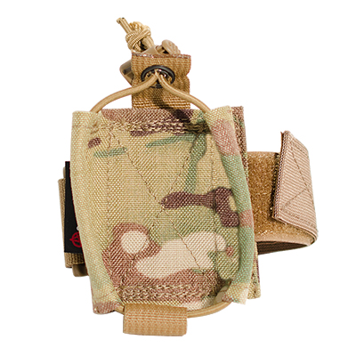 Armageddon Gear Modular Armband w/Medium Carrier for iPhone 5 MultiCam AG0563-MC