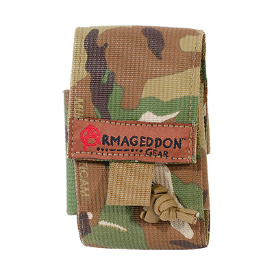 Armageddon 10-round Adjustable AICS/AW Mag Pouch Multicam AG0570
