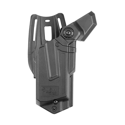 B&T USW Hooded Holster 430116-R-BL