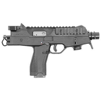 B&T TP9 9 x 19mm Semi-Auto Tactical Pistol BT-30105-2-A