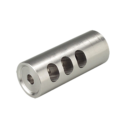 Badger Ordnance Thruster Compensator (.22 cal up to 3/4-28 Thread) 306-30