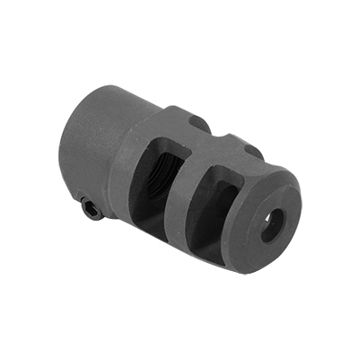 Badger Ordnance Metric Mini FTE Muzzle Brake Clamp Style 18x1 for .30 Caliber 249-91