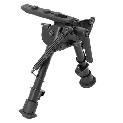 Badger Ordnance Bipod Mount, RACS compatible with Enhanced Harris BRM-S Bipod 644-01A