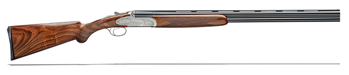 "Barrett Albany Over/Under 12ga 26"" Shotgun 61226"