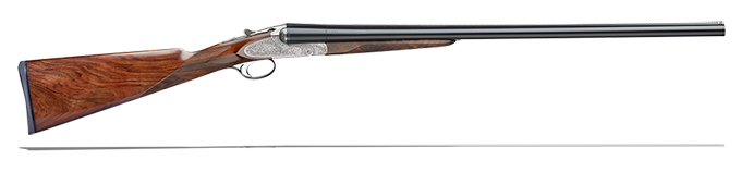 "Barrett Beltrami Side-By-Side 12ga 26"" Shotgun 71226"