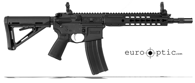 "Barrett REC7 6.8 SPC Rifle: GEN II SBR Black Receiver 11.5"" Barrel Barrett Hand guard 16025"