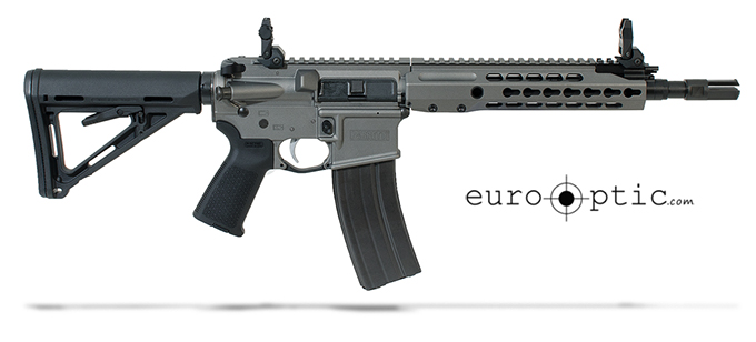 "Barrett REC7 5.56 NATO Rifle: GEN II SBR Tungsten Grey Receiver 11.5"" Barrel Barrett Hand guard 16020"