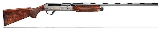 "Benelli Super Black Eagle II 25th Anniversary Mississippi Flyway 12ga 28""  MPN 10136 10136"