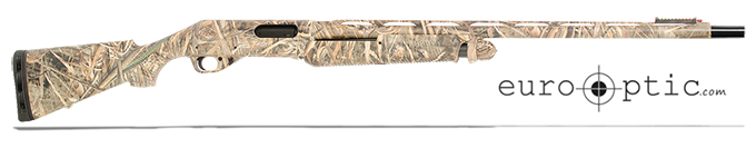 "Benelli Nova Waterfowl Edition 12ga 3-1/2"" 28"" Realtree Max-5 4+1 Pump Action Shotgun 20074"
