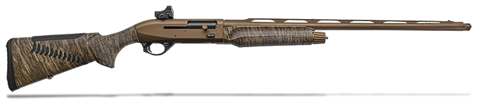 "Benelli Performance Shop M2 Turkey 20ga 3"" 24"" Bottomland Midnight Bronze ComforTech Ported 3+1 Semi-Auto Shotgun 11194"
